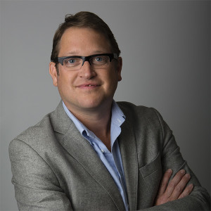 James Whitehead, Joint CEO, JWT London