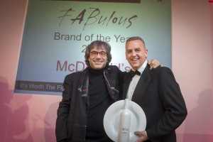 McDonald's - FAB Brand of The Year 2013